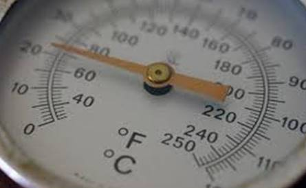 ما هي وحدة قياس الحرارة؟