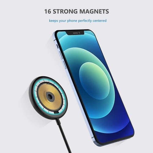 Yootech Mag-Safe Magnetic Wireless Charger