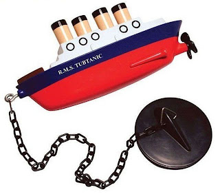 barco para tina