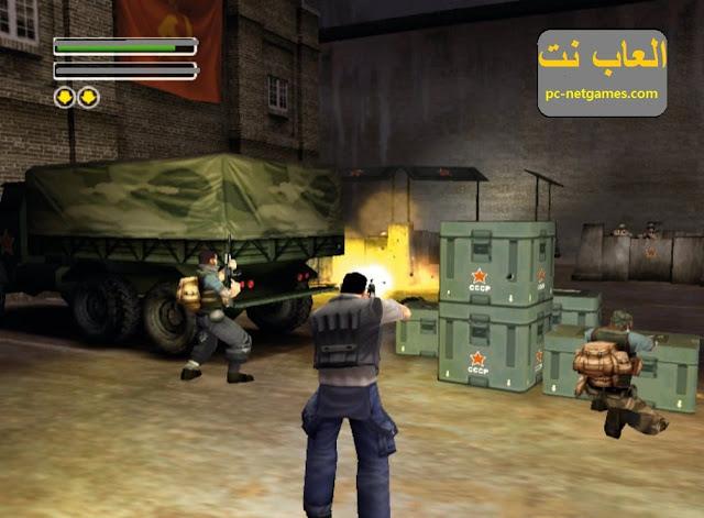 تحميل لعبة Freedom Fighters للكمبيوتر من ميديا فاير