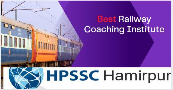 Top 3 Railway Exam Coaching Institutes in Himachal Pradesh