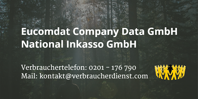 Eucomdat Company Data GmbH  National Inkasso GmbH