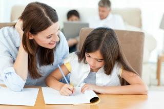 Les privat untuk anak SD membuat anak gemar belajar