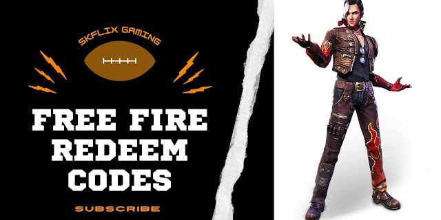 Free Fire Redeem Code 22nd May, 2021 | New Free Fire Redeem Codes
