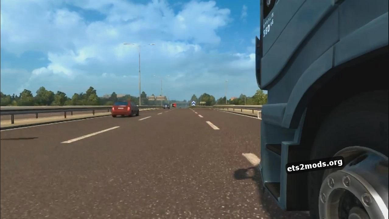 Physics Improved [All SCS Trucks and Trailer]