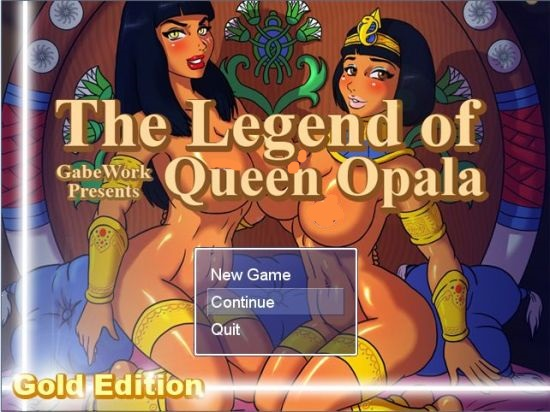 Legend of Queen Opala I Golden Edition [SweGabe]