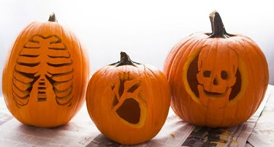 scary pumpkin carving ideas for kids
