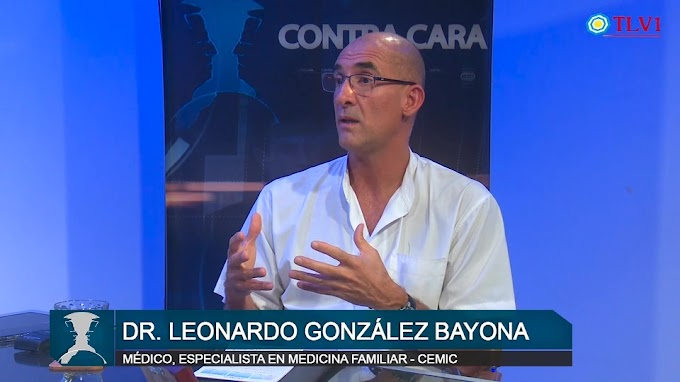 Doctor, Leonardo Gonzalez Bayona - 15 abril 2021