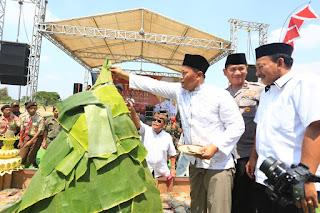 Maulid Nabi, Kota Mojokerto Gelar Festival 5000 Layah dan Dzikir Kebangsaan