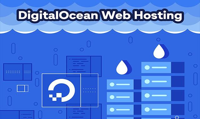 Web Hosting Digital Ocean #infographic