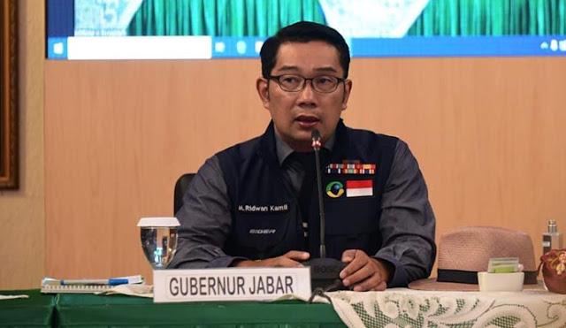 Ridwan Kamil Siap jadi Relawan Uji Klinis Vaksin COVID-19