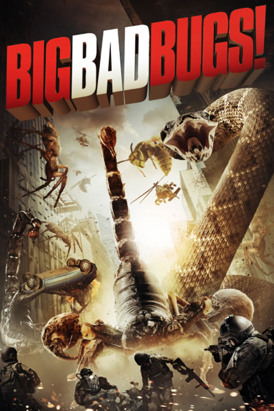 Big Bad Bugs (2012) Hindi Dual Audio 500MB BluRay 720p HEVC x265