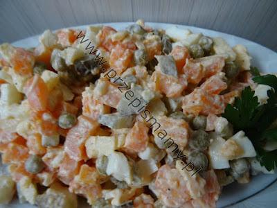Sałatka marchewkowa