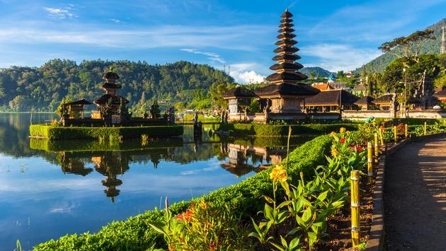 bali indonesia open international tourist
