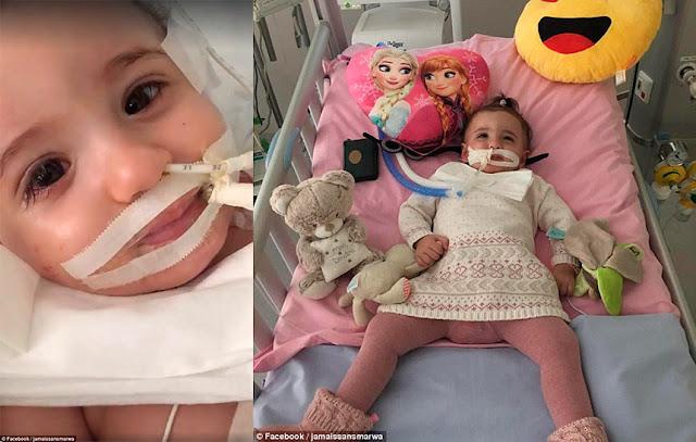 Девочка вышла из комы когда врачи добивались отключения аппарата жизнеобеспечения