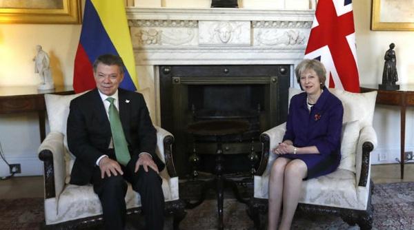 Colombia y Reino Unido rubrican acuerdo de gas y petróleo