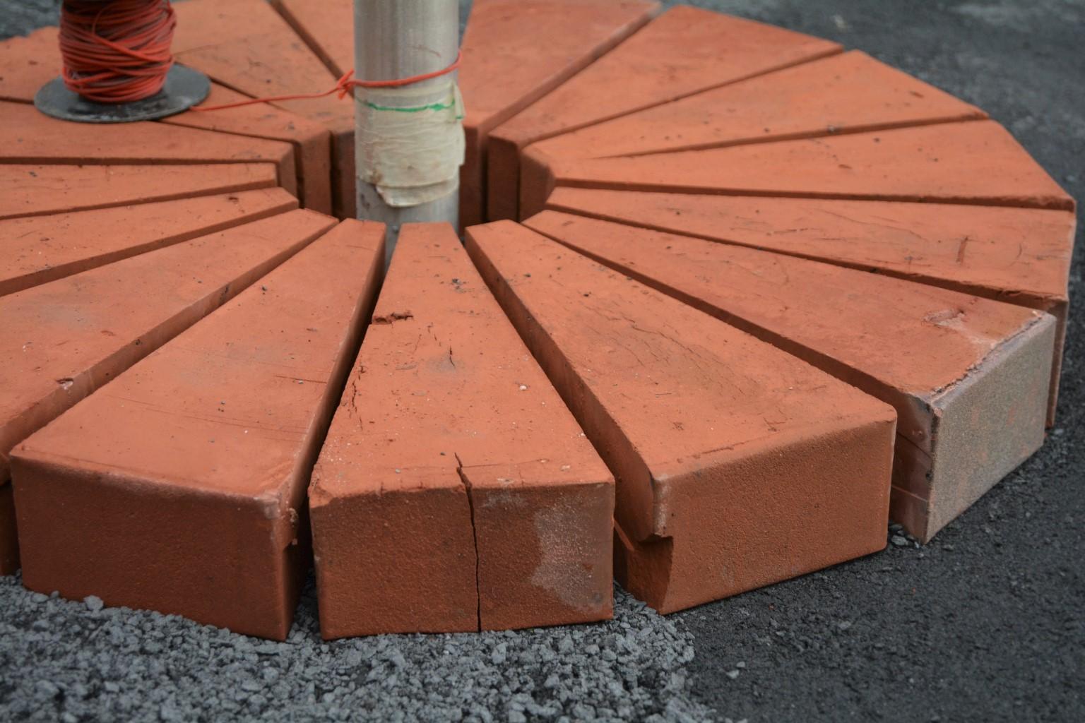 olann: steinkreis pflastern