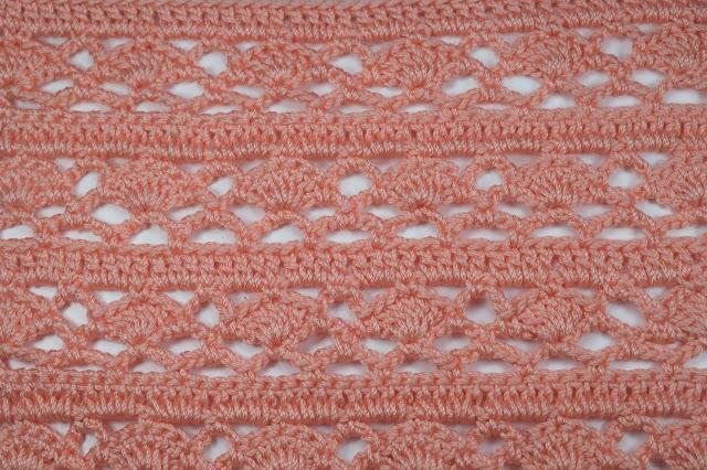 1 - Crochet Imagen Puntada combinada para jerseys a crochet y ganchillo por Majovel Crochet