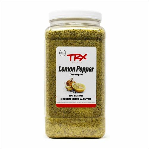 """Tio Edson lança """"LP (Lemon Pepper)"""