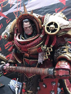 Warhammer 40.000 Dawn of War - Gabriel Angelos de los Blood Ravens