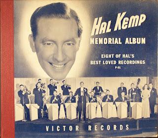 Hal Kemp Album Cover
