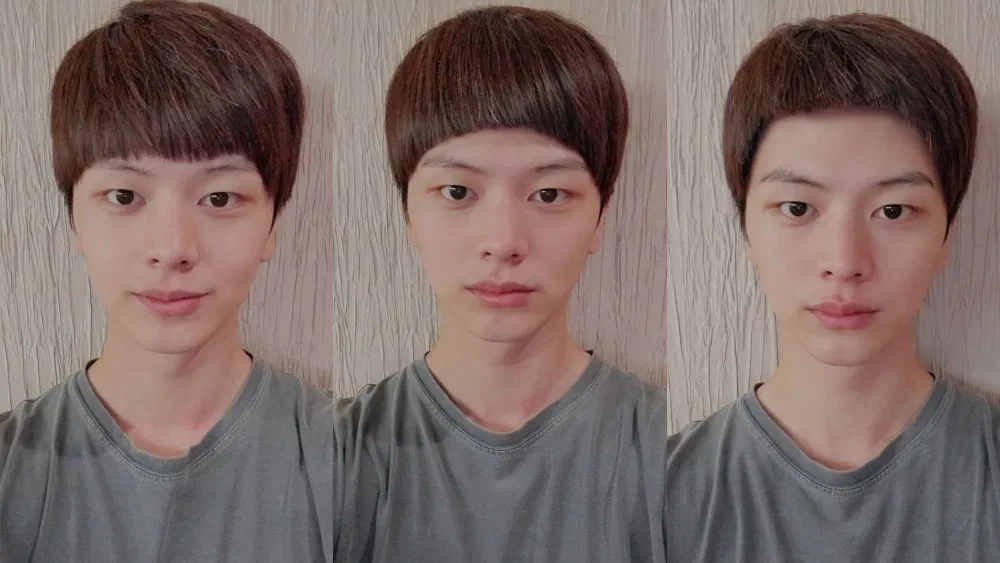 BTOB's Sungjae Experimenting with His Hair Before Entering Military Service