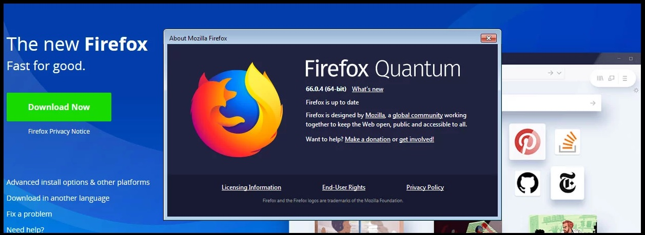 Malware Techno: Firefox 66 0 4 Released with Disabled Ad-dons Fix
