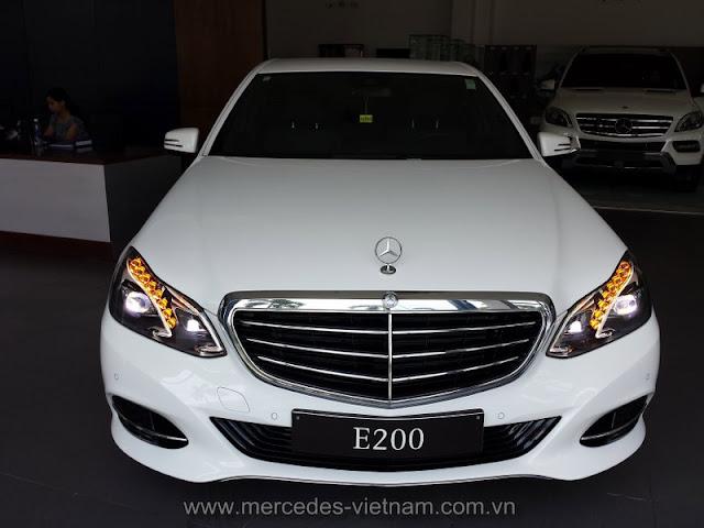 Thông Số Kỹ Thuật - Mercedes E200