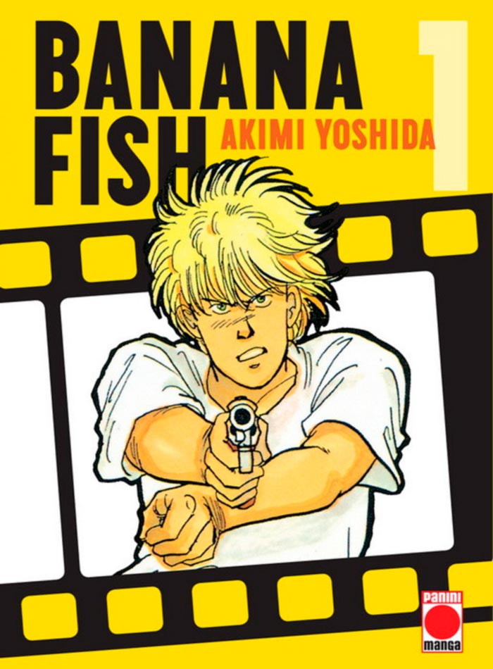 Banana Fish #1 - Panini Comics España