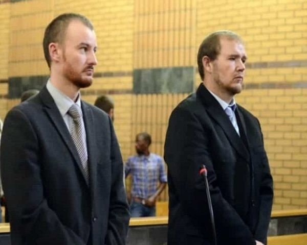 Two men convicted of the murder of Matlhomola Mosweu have been sentenced to an effective 18 and 23-years in prison