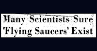 UFOs & Science - If One Can't Attack the Data, Attack the People - It's Easier!