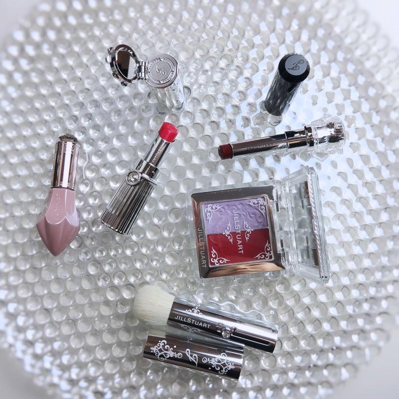 Jill Stuart makeup swatches reviews
