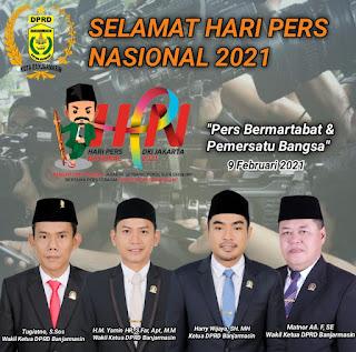 Selamat Hari Pers Nasional 2021