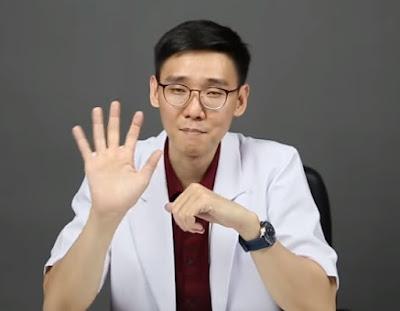 dokter Sung dari SB30 Health