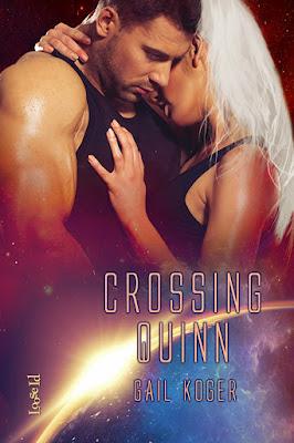 Sci-Fi Romance Crossing Quinn
