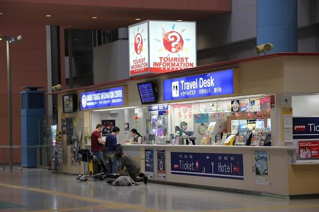 Jepang Perkenalkan Pajak Keberangkatan pada bulan April 2019