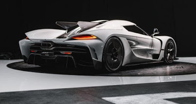 2021 Koenigsegg Jesko Review