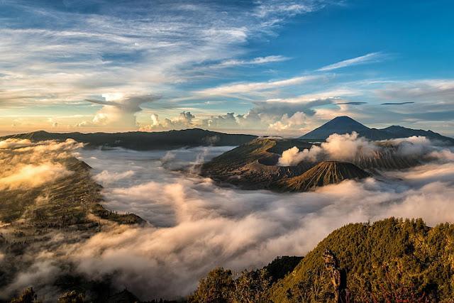 . Mount Semeru, Java