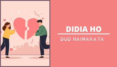 Chord Lagu Didia Ho dari D