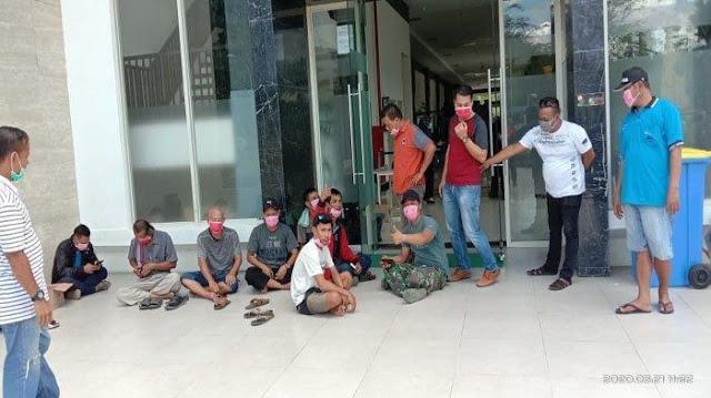 Malaysia Lockdown Covid-19, 178 TKI Dideportasi Diancam Tembak, Tegas jika WNI tak Taat Aturan