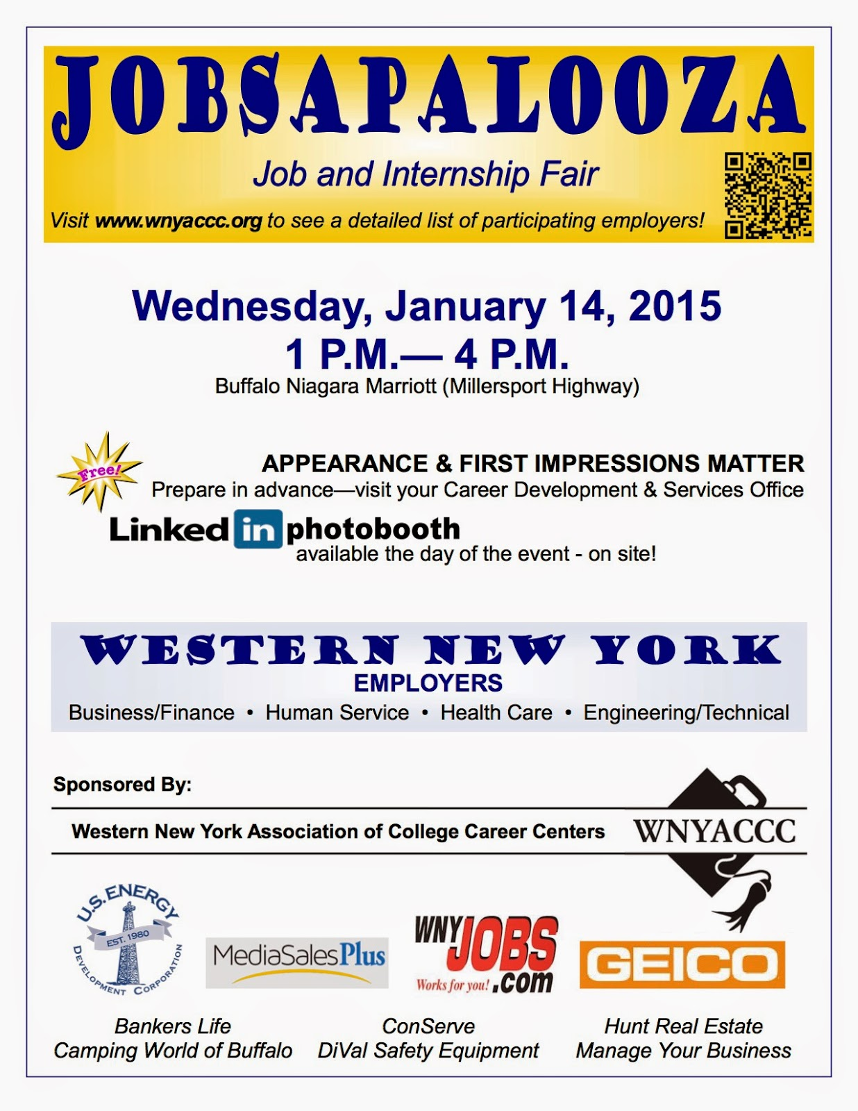 nu english getting a life job fair buffalo january 2015. Black Bedroom Furniture Sets. Home Design Ideas