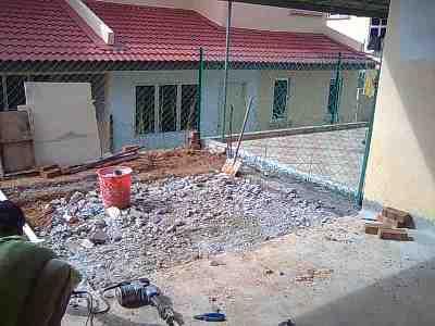 Barang Yang Diperlukan Dan Anggaran Harga 1 Batu Konkret Dalam Tan Rm 370 2 Besi Y12 35 40 Batang 988 3 Pasir Untuk Buat Lantai Baru