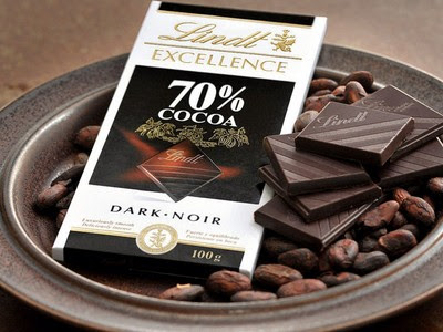 lindt dark chocolate brands