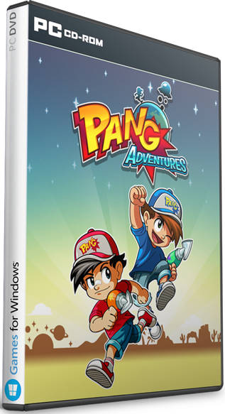 Pang Adventures PC Full Español
