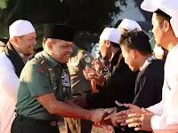 Panglima TNI: Tidak Ada Sejarahnya Ulama Rusak Kebhinekaan