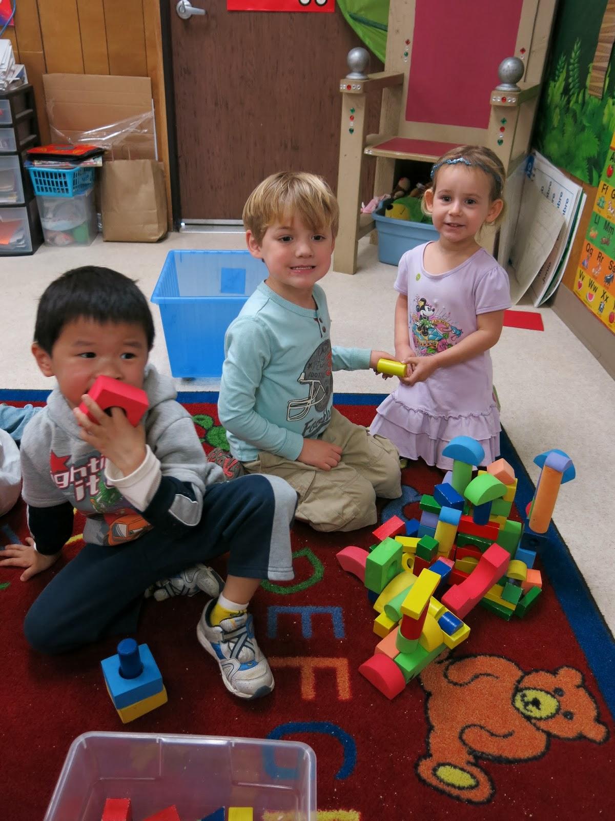 Preschool For Rookies Community Helpers Construction