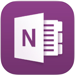Microsoft OneNote for iPhone 2.9