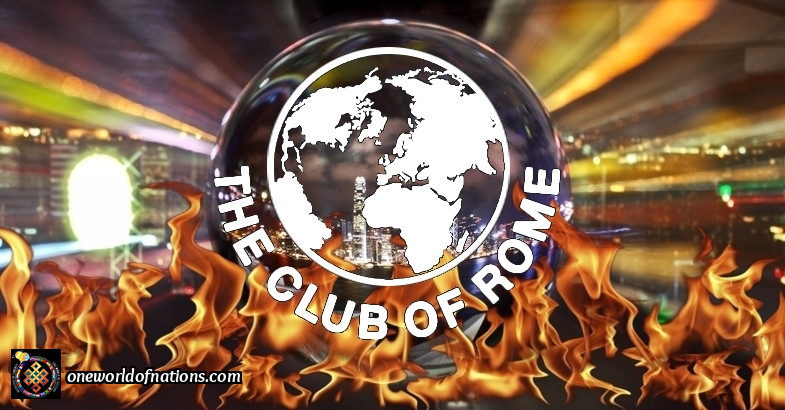 Club of Rome, NWO, Vatican, Jesuits, New World Order,