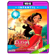 Elena and the Secret of Avalor (2016) WEB-DL 720p Audio Ingles 5.1 Subtitulada