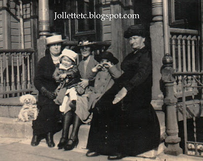 Mary Theresa Sheehan Walsh relatives New York 1921 http://jollettetc.blogspot.com
